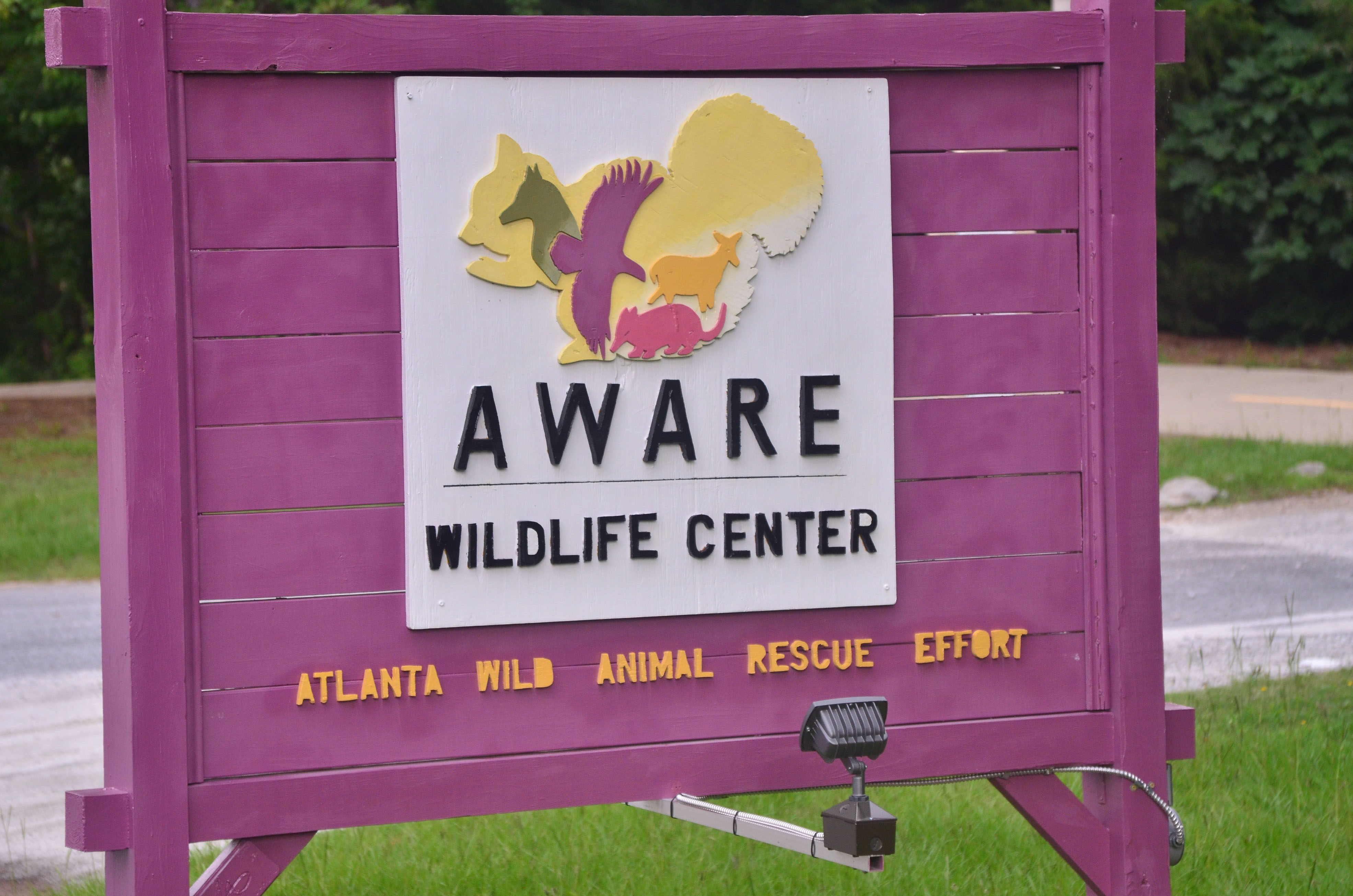 AWARE Sign