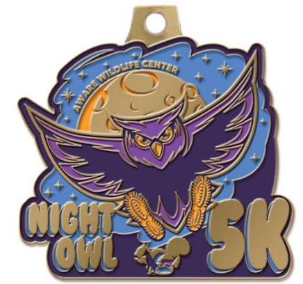 night owl medal 2019